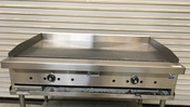 """48"""" Thermostatic Gas Griddle STG-48 (NEW) #5828"""