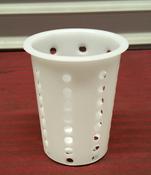 "4"" Flatware Basket - Plastic THUNDER GROUP PLFC001 (NEW) #2171"