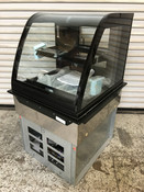 Drop In Display Case Refrigerated Structural Concepts NEW #6572