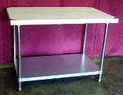 24x48 S/S Work Table NSF Atosa MRTW-2448 (NEW) #6982