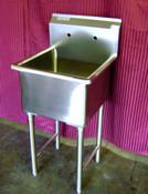 18x18 Mop Sink NSF Atosa MRSA-1-MOP NEW #7002