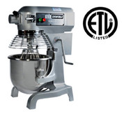 20QT Electric Mixer w/ Accessories UNIWORLD UPM-20E (NEW) #3860 FREE SHIPPING