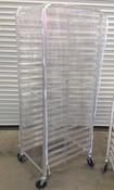 Full Size Sheet Pan Rack Cover Clear THUNDER GROUP PLPRC020 (NEW) #2055