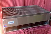 """36"""" Lava Rock Char Broiler Grill SCB-36 LP Propane (NEW) #7167"""