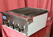 "24"" Radiant CharBroiler Grill SRB-24 NG Gas (NEW) #1122"