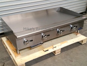 """48"""" Manual Griddle ATMG-48 (NEW) #2551"""