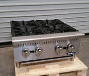 "24"" 4 Burner Hot Plate ATHP-24-4 (NEW) #2547"