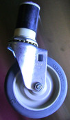 """4"""" Swivel Caster Wheel for Tables/Stands (NEW) #1202"""
