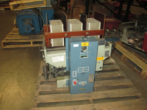 La 3000 Allis Chalmers 3000a Eo Do Air Circuit Breaker