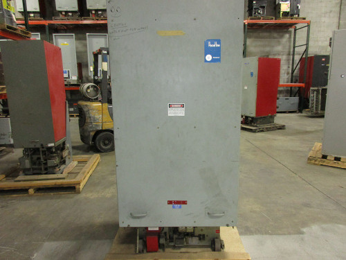 150 Dhp 750c Westinghouse 3000a 15kv Air Circuit Breaker
