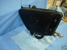 1973-1974 Yamaha TX750 Oil Tank Assembly