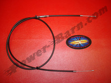 Triumph TR6/TR7 Throttle Cable for use with Mikuni VM Series
