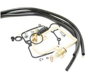 mikuni hs40 and tm40 carburetor rebuild kit khs 001 power barn rh power barn com