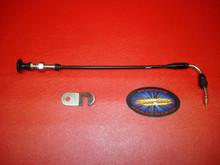 "Mikuni 12"" Choke Cable for Mikuni TM36, TM40, and HS40 Carburetors"