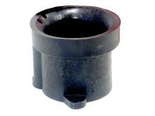 K&N Velocity Stack Air Filter Adapter for Keihin FCR35-FCR41 Carburetors