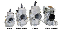 Mikuni TM Series Flatslide And Pumper Carburetors