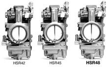 Mikuni HSR TM Carburetor 42MM 45MM 48MM Standard or Polished
