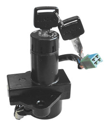 Ignition Key Switch OEM Replacement Suzuki GS450, GS550, GS650, GS750, GS850, GS1000, GS1100