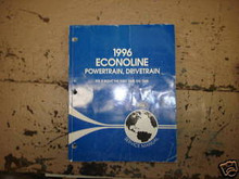 1996 Ford Econoline Powertrain/Drivetrain Service Manual