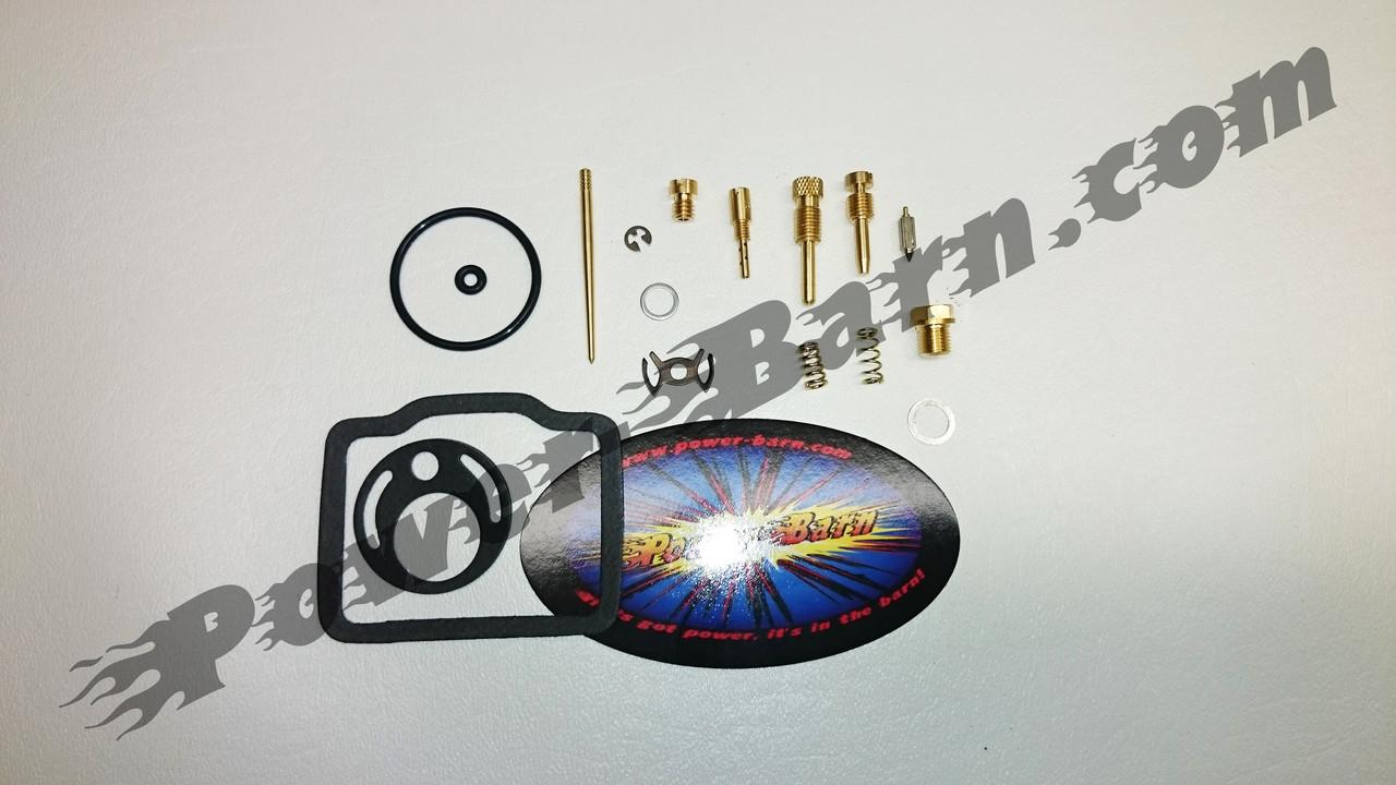 keyster carburetor rebuild kit for honda cl125 cl125s kh 0034 rh power barn com