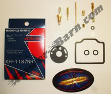 Keyster Carburetor Rebuild Kit for 1975-1976 Honda CB750F KH-1187