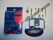 Keyster Carburetor Rebuild Kit for 1974-1976 Yamaha XS1 TX650 XS650 KY-0489