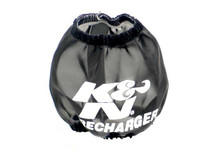K&N Air Filter Wrap/Pre-Charger for Round Tapered Pod Style Air Filters 22-8028PK