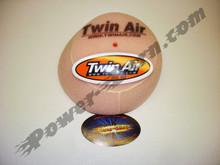 Twin Air Filter 153156 for Suzuki RM250S, DRZ400S, DRZ400SM, DRZ400E and Kawasaki KLX400
