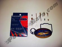 Keyster Carburetor Rebuild Kit for 1969-1971 Honda CB175 CL175 KH-0026