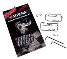 Keihin FCR-MX Carburetor Accelerator Pump Dual Spray Nozzle Kit