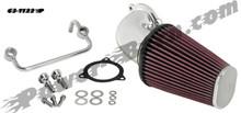 K&N AirCharger Performance Intake Kits for Harley-Davidson