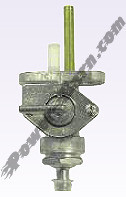 Petcock Fuel Valve for Yamaha AT1, AT2, CT1, CT2, DT100, DT175, DT250, DT400, IT175, IT250, IT400, RT1, XT500