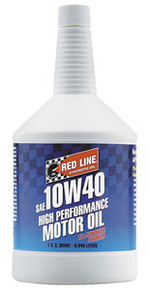 Redline High Performance Synthetic Motorcycle Engine Oil