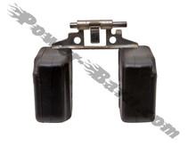 Keihin Carburetor Float and Float Pin Set for PE24 and PWK28 Carburetors