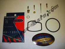 Keyster Carburetor Rebuild Kit for 1965-1968 Honda CB450K, CL450 KH-1201