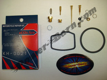 Keyster Carburetor Rebuild Kit for 1968-1969 Honda CB450K, CL450 KH-0021
