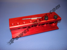 Stainless Steel Safety Wire Drilling Jig
