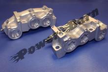 ISR Radial Mount Front Brake 6 Piston CNC Billet Monobloc Calipers 22-044