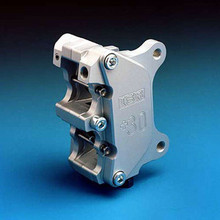 ISR Axial Mount Front and Rear Brake 4 Piston CNC Billet Calipers for Harley-Davidson