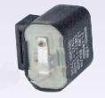 Kawasaki and Suzuki OEM Square Style Turn Signal Flasher Relay 12V/23W