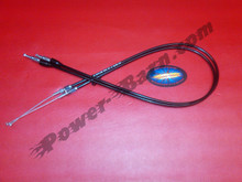 """Motion Pro Oversize +4"""" Throttle Cable Set for Honda XR650L with FCR or TM40"""