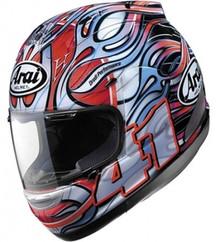 Arai Corsair V Haga  WSBK Helmet