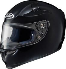 HJC RPS-10 Solid Black Helmet