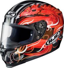 HJC RPS-10 Mugello MC-1 Helmet