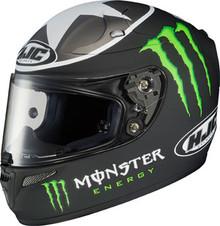 HJC RPS-10 Ben Spies Monster Replica Helmet