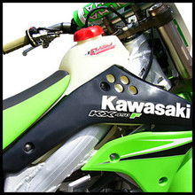 Clarke 3.1GAL Fuel Tank for Kawasaki KX450F Off-Road Motorcycle
