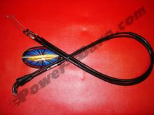 Motion Pro Custom Oversize Throttle Cable for Honda XR600R with Keihin FCR Carburetors