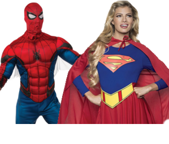 Costumes of Superheroes  sc 1 st  BlockBuster Costumes : adult superheroes costumes  - Germanpascual.Com