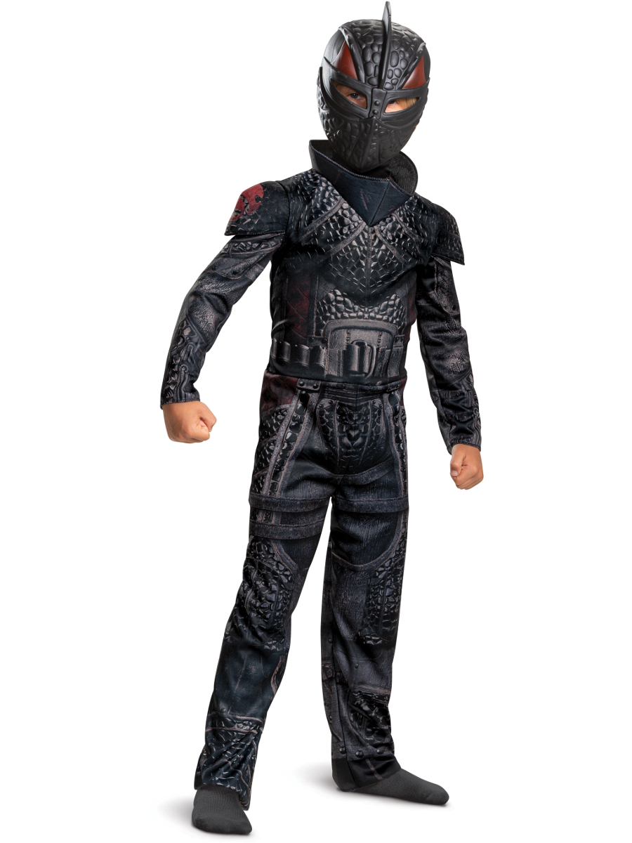 How To Train Your Dragon 3 Cosplay The Hidden World Hiccup Costume Outift Suit