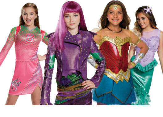 Costumes for Women  sc 1 st  BlockBuster Costumes & Kids Costumes For Halloween | BlockBusterCostumes.com